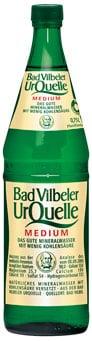 Flasche Badvilbelerurquelle
