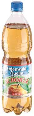 Odenwald Quelle Apfel Schorle